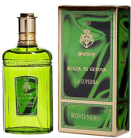 La Superba Rovo Nero perfume for Women by Acqua Di Genova