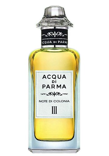 Note di Colonia III Unisex fragrance by Acqua Di Parma