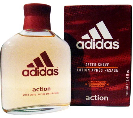 Action cologne for Men by Adidas