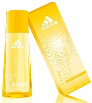 Free Emotion perfume for Women by Adidas