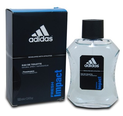 Fresh Impact cologne for Men by Adidas
