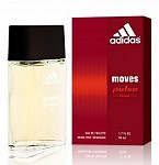 Moves Pulse  cologne for Men by Adidas 2010