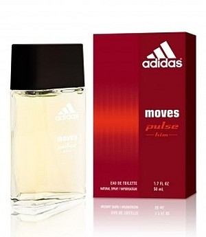 Moves Pulse cologne for Men by Adidas