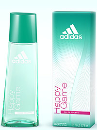 Happy Game perfume for Women by Adidas