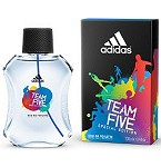 Team Five  cologne for Men by Adidas 2013
