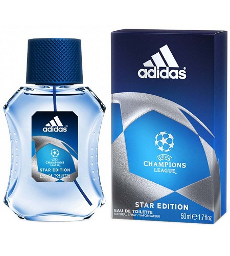 UEFA Champions League Star Edition cologne for Men by Adidas