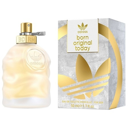 Born Original Today perfume for Women by Adidas