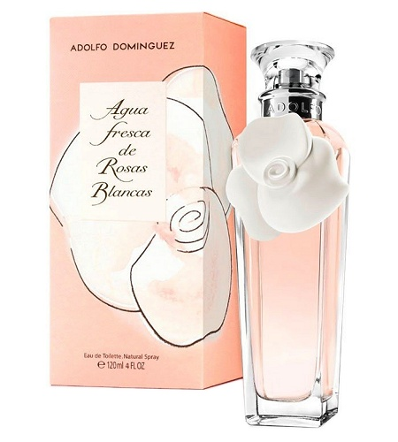 Agua Fresca de Rosas Blancas perfume for Women by Adolfo Dominguez