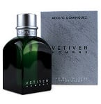 Vetiver  cologne for Men by Adolfo Dominguez 1998