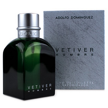 Vetiver cologne for Men by Adolfo Dominguez