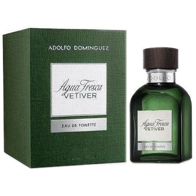 Agua Fresca Vetiver cologne for Men by Adolfo Dominguez