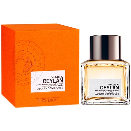 Viaje a Ceylan cologne for Men by Adolfo Dominguez