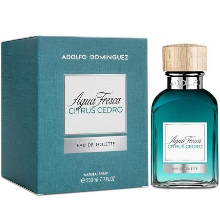 Agua Fresca Citrus Cedro cologne for Men by Adolfo Dominguez