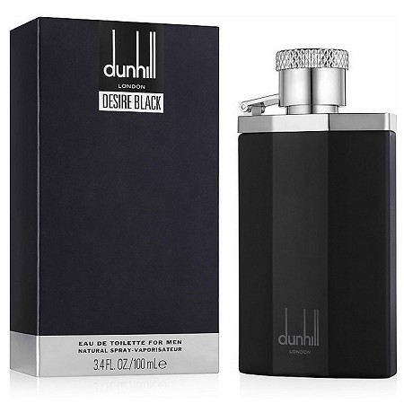 Desire Black cologne for Men by Alfred Dunhill