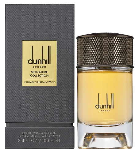 Signature Collection Indian Sandalwood cologne for Men by Alfred Dunhill