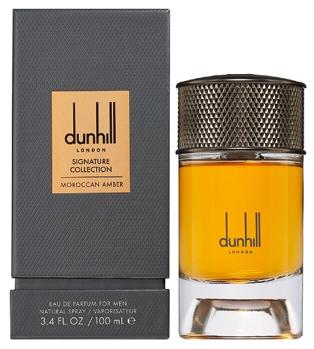 Signature Collection Moroccan Amber cologne for Men by Alfred Dunhill