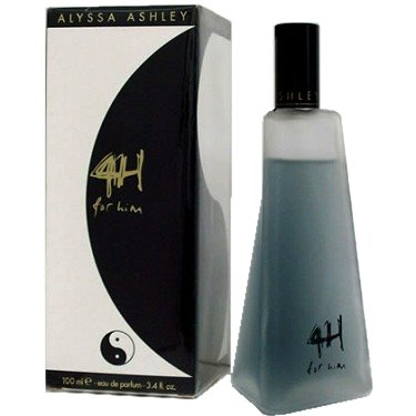 4H cologne for Men by Alyssa Ashley