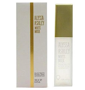 White Musk perfume for Women by Alyssa Ashley