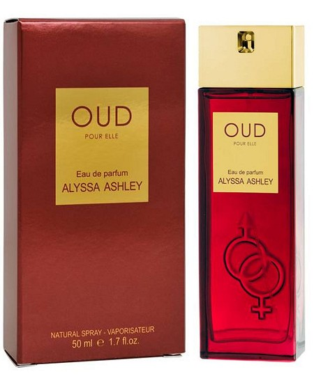 Oud perfume for Women by Alyssa Ashley