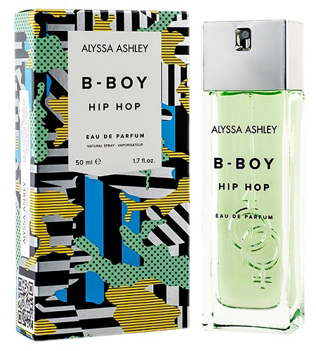 Hip Hop B-Boy cologne for Men by Alyssa Ashley