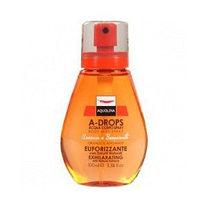 A-Drops Orange Bergamot Unisex fragrance by Aquolina