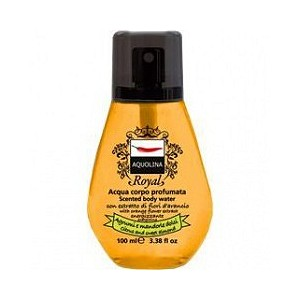 Royal Scented Body Water - Citrus Sweet Almond Unisex fragrance by Aquolina