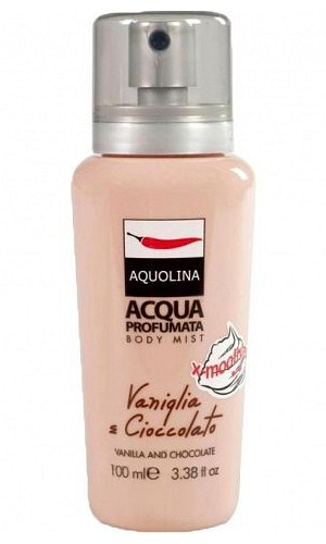 X-Moothies Body Mist Vanilla Chocolate perfume for Women by Aquolina