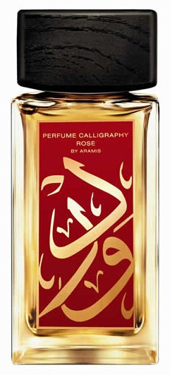 Perfume Calligraphy Rose Unisex fragrance by Aramis