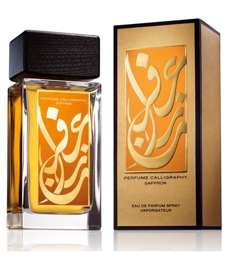 Perfume Calligraphy Saffron Unisex fragrance by Aramis