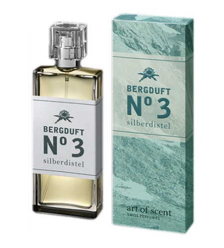 Bergduft No 3 Silberdistel cologne for Men by Art of Scent Swiss Perfumes
