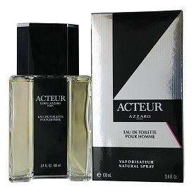 Acteur cologne for Men by Azzaro