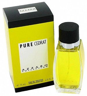 Pure Cedrat cologne for Men by Azzaro
