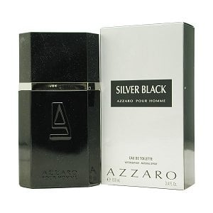 Silver Black cologne for Men by Azzaro