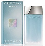 Chrome Sport cologne for Men by Azzaro - 2010