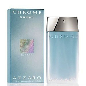 Chrome Sport cologne for Men by Azzaro