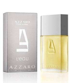 Azzaro L'Eau cologne for Men by Azzaro