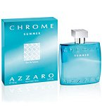 Chrome Summer 2012  cologne for Men by Azzaro 2012