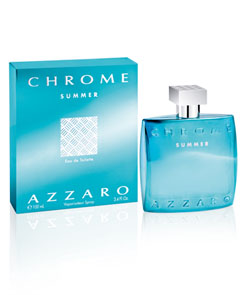 Chrome Summer 2012 cologne for Men by Azzaro