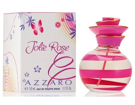 Jolie Rose perfume for Women by Azzaro