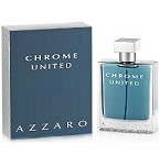 Chrome United  cologne for Men by Azzaro 2013