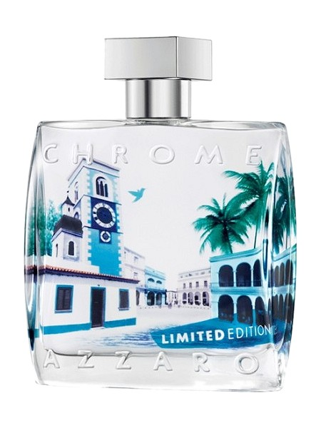 Chrome Limited Edition 2014 cologne for Men by Azzaro