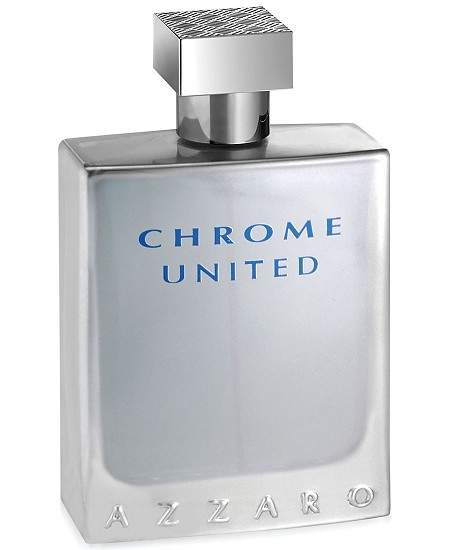 Chrome united collector edition 2014 cologne for men by for Chrome azzaro perfume