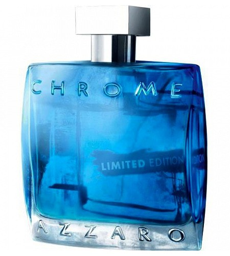 Chrome Limited Edition 2015 cologne for Men by Azzaro