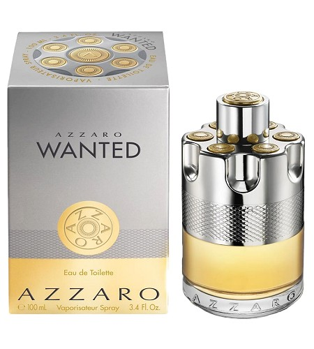 Wanted cologne for Men by Azzaro