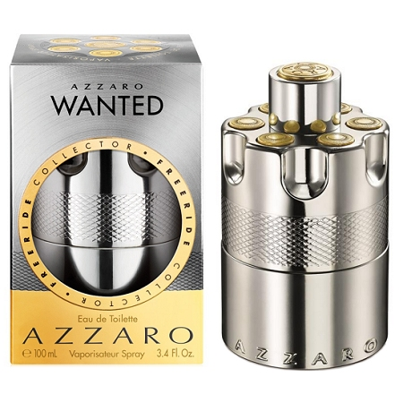Wanted Freeride Collector cologne for Men by Azzaro