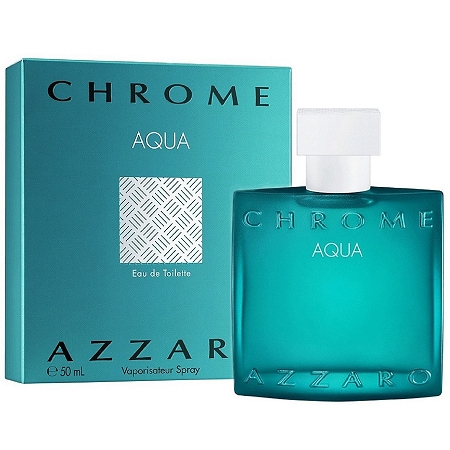 Chrome Aqua cologne for Men by Azzaro