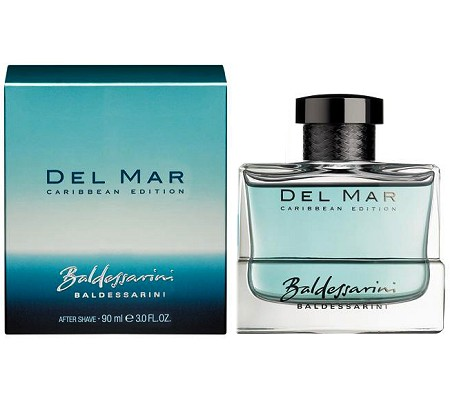 Del Mar Caribbean Edition cologne for Men by Baldessarini