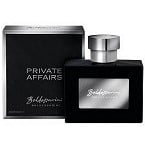 Private Affairs  cologne for Men by Baldessarini 2011