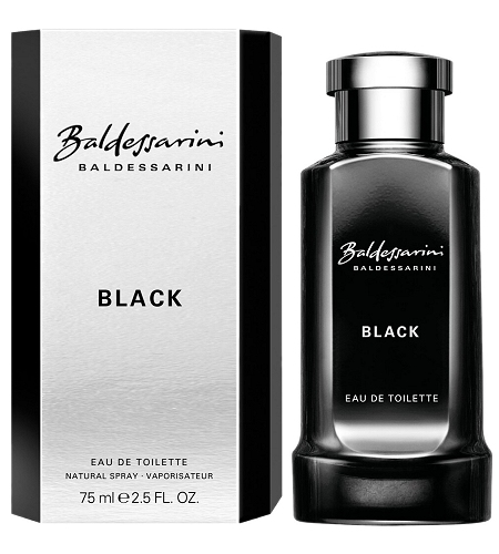 Black cologne for Men by Baldessarini