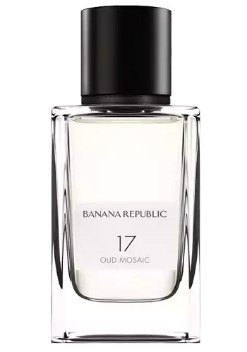 Icon Collection 17 Oud Mosaic Unisex fragrance by Banana Republic